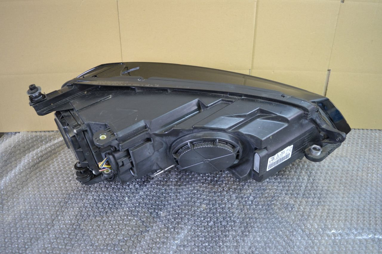original vw golf 7 scheinwerfer xenon mit steuerger t. Black Bedroom Furniture Sets. Home Design Ideas