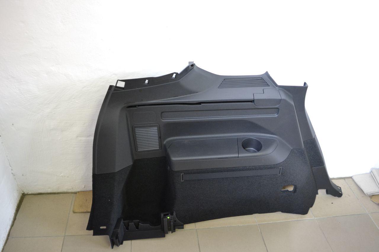 original vw touran 5t verkleidung kofferraum 5ta867033ah dtk ebay. Black Bedroom Furniture Sets. Home Design Ideas